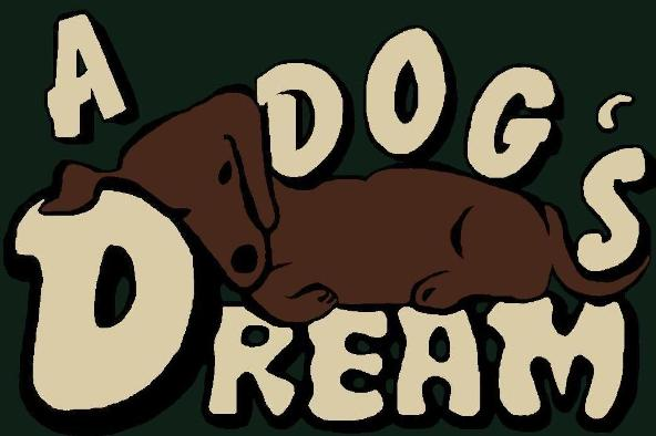 A DOGS DREAM KENNEL LOGO, serving wilmington nc